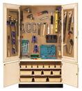 Diversified Woodcrafts TETC-40 All Purpose / Tech-Ed Tool Storage Cabinet