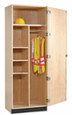 Diversified Woodcrafts WSC-26 Wardrobe Storage Cabinet