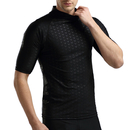 GOGO UV Sun Protection Men's Basic Skins Tee Rashguard