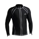 GOGO Men Rash Guard, UV Sun Protective Coat