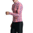 GOGO UV Sun Protection Men's Basic Skins Long Sleeve Crew Rashguard