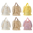 Aspire Easter Bunny Bags Fluffy Plush Rabbit Bag Party Gift Costume Accessories