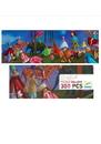Djeco DJ07612 Gallery Puzzles - Wonderful Walk - 350pcs