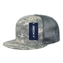 Decky 1040 Classic 5 Panel Trucker Caps