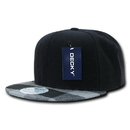 Decky 1045 Plaid Flat Bill Snapback
