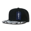 Decky 1062 Ziger Two Tone Snapbacks