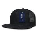 Decky 1082 5 Panel Denim Trucker Hat