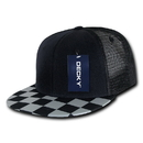 Decky 1085 Checkered Bill Trucker
