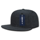 Decky 1094 Washed Denim Snapback