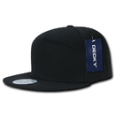Decky 1098 7 Panel Cotton Snapbacks