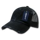 Decky 110 Vintage Mesh Caps