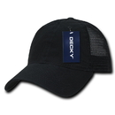 Decky 120 Relaxed Trucker Caps