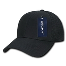 Decky 204 Low Crown Air Mesh Baseball Cap