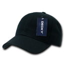 Decky 207 CURVE Bill Deluxe Baseball Caps