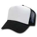 Decky 210 Two Tone Foam Trucker Caps
