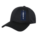 Decky 215 Mesh Jersey Flex Caps