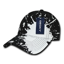 Decky 237 Splat Polo Caps