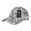 Decky 245 Tropical Polo Caps, Stone