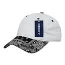 Decky 256 Bandanna Polo Caps