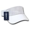 Decky 301 Sports Visor, White