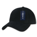 Decky 307 Relaxed Brushed Cotton Caps