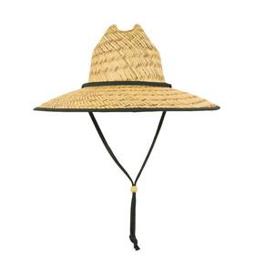 27e68ceb835e46 Opentip.com: Lunada Bay 528 Mat Straw Lifeguard Hat, Natural