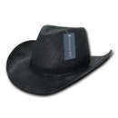 Lunada Bay 539 Paper Mesh Cowboy hat Plain