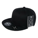 Decky 6203 Dimple Patterned Snapbacks