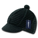 Decky 624 Crocheted Short Jeep Cap