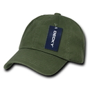 Decky 760 Washed Polo Cap