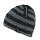 Kristen Whang H001 London Beanie, H Gray/H Black