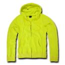 Decky N02 Neon Basic Zip Up Hoodies