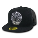 Nothing Nowhere N14 Flat Bill Eagle Caps