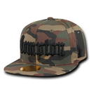 Nothing Nowhere N15 Camo City Caps