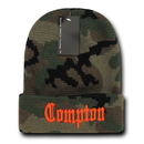 Nothing Nowhere N22 Camo City Beanies