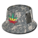 Nothing Nowhere N44 Fisherman Hat,Weed