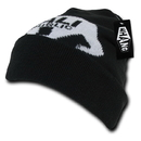 WHANG W27 Cali Bear Monster Cuff Beanies