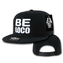 WHANG W31 Be Loco Snapbacks