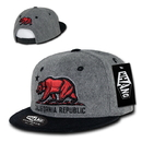 WHANG W80 Melton Crown Cali Rep Snapback