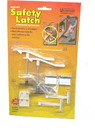 Amerock Hands-Free Safety Latch Child / Earthquake