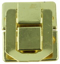 D. Lawless Hardware Snap Catch - Brass Plated - 1 7/16