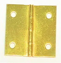 D. Lawless Hardware 20 PACK Small Brass Butt Hinge 15/16
