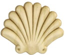 D. Lawless Hardware Birch Wood Applique - Embossed Ornament Clam Shell 3