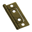D. Lawless Hardware Non-Mortise Hinge - Antique Brass 2