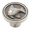 Liberty Hardware Angelfish Knob - Betsy Fields - 35mm