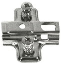 Liberty Hardware 0mm Mounting Plate for 35mm Easy-Clip Hinge