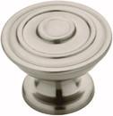 Liberty Hardware (10 Pack) Hayes Knob in Satin Nickel 1 1/4