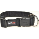 Dogline Comfort Microfiber Flat Collar