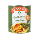 Thank You 107 Oz Aged Cheddar Cheese Sauce-Case Of 6