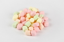Clown Miniature Color Flavored Marshmallows 1 Pound Bag - 12 Per Case